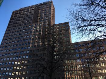 Bürohaus Potsdamer Platz, Berlin